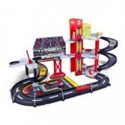 Garaj de curse Ferrari Race and Play Bburago