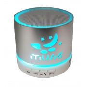 Bluetooth Led világító hangszóró Mp3,Rádió,USB, TF/micro SD kártya,3,5 jack,telefon kihangosítás - Music felhő nagy