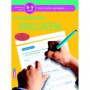 Tijd voor Huiswerk Oefenblaadjes- breuken 8-9 jaar