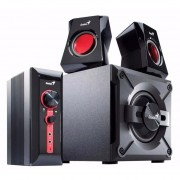 Parlantes Genius Gx Sw-g2.1 1250 Subwoofer 38w Gamer