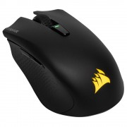 Mouse, Corsair Harpoon RGB, Wireless & USB, Black (CH-9311011-EU)