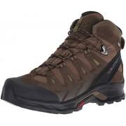 Salomon Men's Quest Prime GTX Backpacking Boot, Canteen/Wren/Martini Olive, 11.5 Regular US