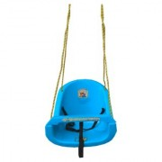 suraj baby blue color full size plastic swing(jhula) for your kids se-sj-14