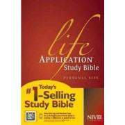NIV Life Application Study Bible, Personal Size by Tyndale