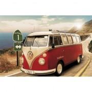 Volkswagen Poster Volkswagen Camper 61 x 91,5 cm - Action products