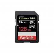 SanDisk Extreme PRO UHS-I/U3 SDXC 128GB Memory Card (SDSDXPA-128G-G46)