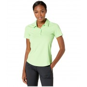 adidas Ultimate Short Sleeve Polo Glow Green