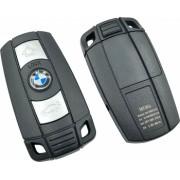 Carcasa Cheie BMW E90 E60 E61 E70 E71 E72 E65 Z4 X6 X5 cu acces baterie