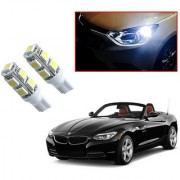 Auto Addict Car T10 9 SMD Headlight LED Bulb for Headlights Parking Light Number Plate Light Indicator Light For BMW Z4