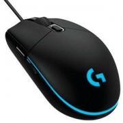 Геймърска мишка Logitech G102 Prodigy, RGB, Оптична, Жична, USB, LOGITECH-MOUSE-G102