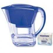 Cana filtru apa Aquaphor Amethyst Albastru 2,8 L