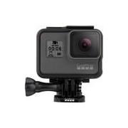 Câmera Digital Gopro Hero 6 à prova d'água 12MP com Wi-Fi e Gravação 4K - Preto