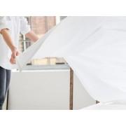 Yumeko Laken katoen satijn pure white 240x290
