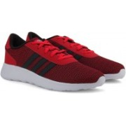 ADIDAS NEO LITE RACER Sneakers For Men(Red, White)