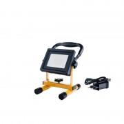 OPTONICA AKKUS LED REFLEKTOR / 20W / Sárga / hideg fehér/ 5402