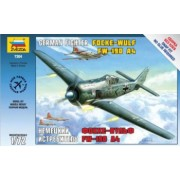 Masina ZVEZDA 1 72 Focke-Wulf Fw-190 A-4 1 72