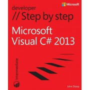 Microsoft Visual C# 2013 Step by Step, Paperback