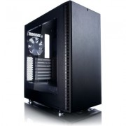 Fractal Design Define C Window 3.5 HDD/2.5'SDD uATX/ATX/ITX Black - DARMOWA DOSTAWA!!!
