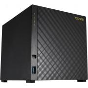 Asustor Tower 4 bay NAS, Celeron 1.6GHz, 2GB RAM, 2x GbE