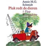 Querido prentenboek Pluk redt de dieren. 4+