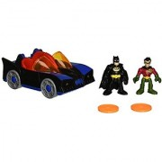 Imaginext Super Friends Batman and Robin