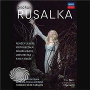 Video Delta FLEMING/DVORAK - RUSALKA - Blu-Ray