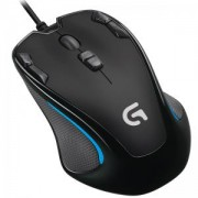 Геймърска Мишка Logitech G300s Optical Gaming Mouse, 910-004345
