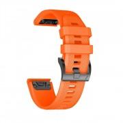 TECH-PROTECT Řemínek pro Garmin Fenix 5 / 6 / 6 PRO - Tech-Protect, Smooth Orange