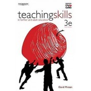 Teaching Skills in Further and Adult Education by David Minton