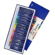 BAZIC 18 Color Oil Pastels
