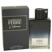 Gianfranco Ferre L'uomo Eau De Toilette Spray 3.4 oz / 100.55 mL Men's Fragrances 536583