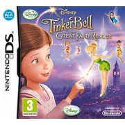 Blue City TinkerBell And The Great Fairy Rescue Nintendo DS