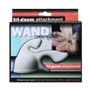 Wand Essentials Tri-Gasm Wand Attachment