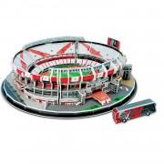 Nanostad River Plate 3D-puzzel El Monumental Stadium 143-delig