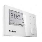 CONTROLER PROGRAMABIL BUDERUS EMS CU SENZOR DE EXTERIOR RC310 PAPAYA WHITE