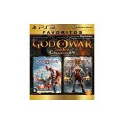 God Of War Collection - God Of War 1 e 2 - PS3