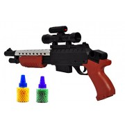 Darling Toys High Performance Plastic Model Gun (Black)