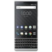 "Telefon Mobil BlackBerry Key 2, Procesor Octa-Core 1.8GHz/2.2GHz, IPS LCD Capacitive Touchscreen 4.5"", 6GB RAM, 64GB Flash, Dual 12MP, Wi-Fi, 4G, Android, Single SIM (Argintiu)"