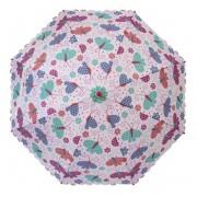 Зонт детский Весенние бабочки , 48 см 53722