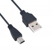 tiendatec MINI CABLE USB A MINIUSB 20CM PARA ARDUINO NANO NODEMCU