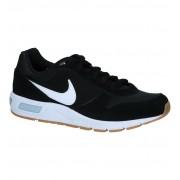 Nike Lage Sportieve Sneakers Zwart Nike Nightgazer