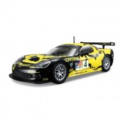 Bburago mac 2 racing corvette c6r 28003