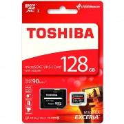 Card Memorie Micro SDXC 128GB TOSHIBA