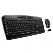 Set Logitech Wireless Desktop MK330, SK