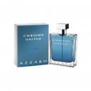 AZZARO CHROME UNITED 100 ML EDT / MAN