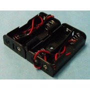 Battery Box for 2 AA Batteries (Wired)
