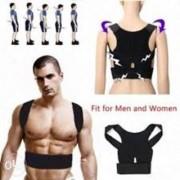 Real Doctor Magnetic Therapy Posture Corrector Shoulder Back Support Belt for Men and Women