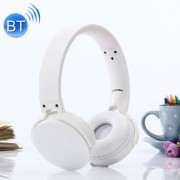 MDR-XB650BT Headband Folding Stereo Wireless Bluetooth Headphone Headset Built-in Bluetooth Wireless Transmission Support 3.5mm Audio Input & Hands-free Call & & TF Card & FM Function for iPhone iPad iPod Samsung HTC Xiaomi and other Audio Devi