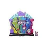 My Little Pony Conjunto Equestria Girls Palco Pop - Hasbro