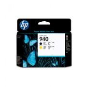 HP 940 zwarte en gele originele printkop (C4900A)